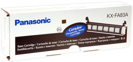 Фото - Картридж Panasonic KX-FA83A KX-FL-513/653/543 SuperFine картридж panasonic kx fat400a 1 8k superfine