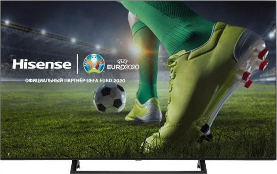 Фото - Телевизор LED Hisense 50 50AE7200F черный/Ultra HD/60Hz/DVB-T/DVB-T2/DVB-C/DVB-S/DVB-S2/USB/WiFi/Smart TV (RUS) зажигалки s t dupont st16253