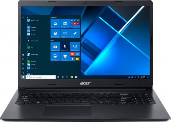 Ноутбук Acer Extensa 15 EX215-53G-3212 15.6 1920x1080 Intel Core i3-1005G1 512 Gb 8Gb nVidia GeForce MX330 2048 Мб черный Без ОС NX.EGCER.00C ноутбук acer extensa 15 ex215 53g 3212