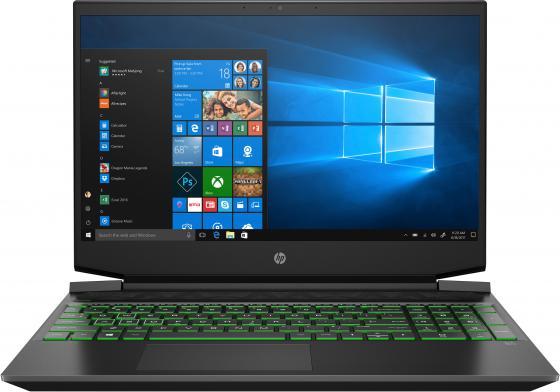 Ноутбук 15.6 FHD HP Pavilion Gaming 15-ec1058ur black (AMD Ryzen 5 4600H/16Gb/512Gb SSD/1650 4Gb/DOS) (22P97EA) ноутбук hp pavilion gaming 15 ec1064ur 22n76ea black