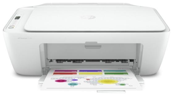 Фото - МФУ струйный HP DeskJet 2720 (3XV18B) A4 WiFi USB белый мфу струйный hp deskjet ink advantage 3835 a4 цветной струйный черный [f5r96c]