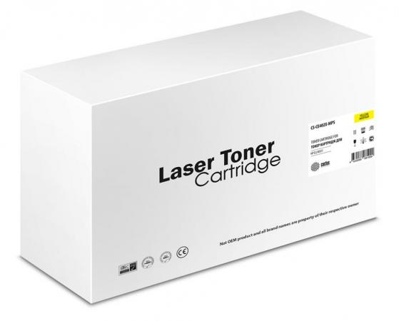 Фото - Картридж лазерный Cactus CS-CE402X-MPS желтый (11000стр.) для HP CLJ M551 series картридж hp ce262a для clj cp4525 желтый 11000стр