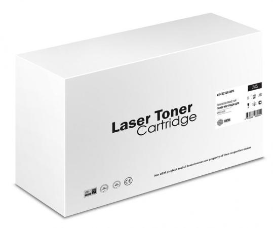 Фото - Картридж лазерный Cactus CS-CE250X-MPS черный (16000стр.) для HP CLJ CP3525/CM3530 картридж nv print ce250x черный для hp color lj cm3530 cp3525dn