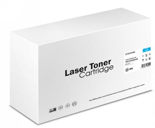 Фото - Картридж лазерный Cactus CS-CE251X-MPS голубой (11000стр.) для HP CLJ CP3525/CM3530 картридж hp ce262a для clj cp4525 желтый 11000стр