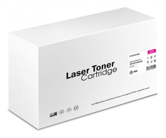 Фото - Картридж лазерный Cactus CS-CE253X-MPS пурпурный (11000стр.) для HP CLJ CP3525/ CM3530 картридж hp ce253a пурпурный для color laserjet cm3530 cp3525 7000стр
