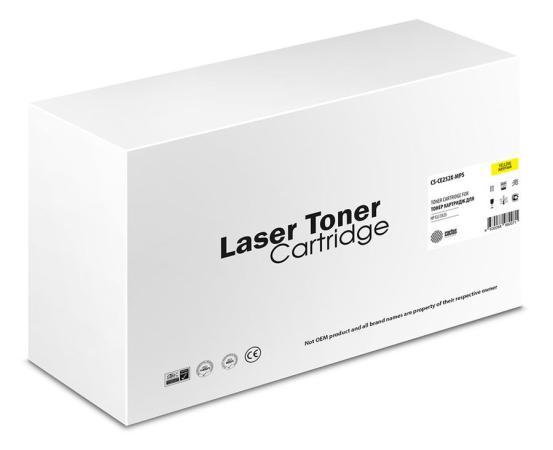Фото - Картридж лазерный Cactus CS-CE252X-MPS желтый (11000стр.) для HP CLJ CP3525/CM3530 картридж hp ce262a для clj cp4525 желтый 11000стр