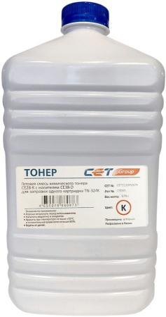 Фото - Тонер Cet CE28-K/CE28-D CET111072579 черный бутылка 579гр. (в компл.:девелопер) для принтера KONICA MINOLTA Bizhub C258/308/368 cet ce28 c ce28 d голубой