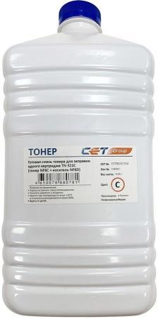 Фото - Тонер Cet NF6C/NF6D CET8521C-514 голубой бутылка 514гр. (в компл.:девелопер) для принтера Konica Minolta Bizhub C224/284/364 тонер konica minolta bizhub c224 284 364 красный tn 321m o