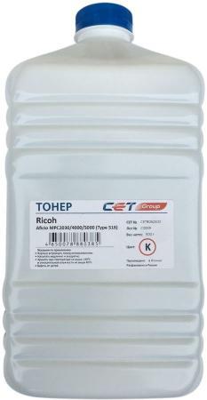 Фото - Тонер Cet Type 516 CET8062500 черный бутылка 500гр. для принтера Ricoh Aficio MPC2030/4000/5000 ролик подачи бумаги ricoh af031090 для aficio 3035 3045 mp3500 4000 4500 5000