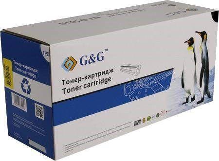 Фото - Картридж лазерный G&G NT-C054HBK черный (3100стр.) для Canon LBP 621Cw/ 623Cdw/641Cw/643Cdw площадка giotto s g mh601 90мм для адаптера g mh621
