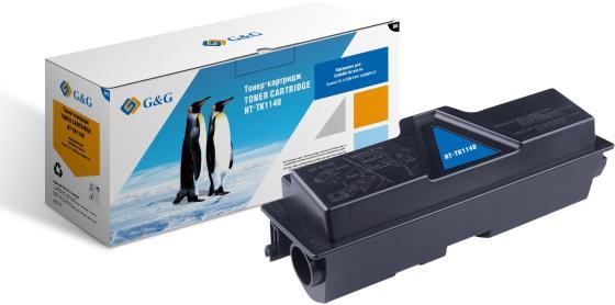 Фото - Картридж лазерный G&G NT-TK1140 черный (7200стр.) для Kyocera FS-1035/1135/M2535dn площадка giotto s g mh601 90мм для адаптера g mh621
