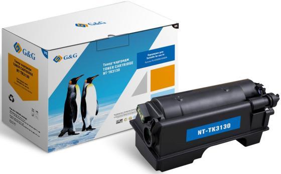 Фото - Картридж лазерный G&G NT-TK3130 черный (25000стр.) для Kyocera FS-4200DN/4300DN площадка giotto s g mh601 90мм для адаптера g mh621