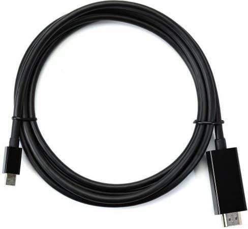 Фото - Кабель-переходник Mini DisplayPort M => HDMI M 4K@60Hz 1.8m Telecom <TA696-1.8M> аксессуар telecom mini displayport m to hdmi m 1 8m ta695