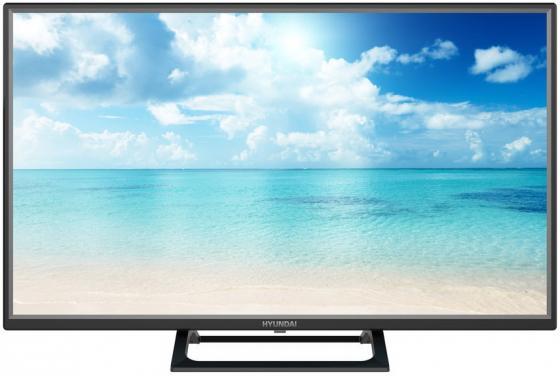 Фото - Телевизор LED Hyundai 40 H-LED40FT3001 черный/FULL HD/60Hz/DVB-T/DVB-T2/DVB-C/DVB-S/DVB-S2/USB (RUS) ресивер dvb c hyundai h dvb840 черный