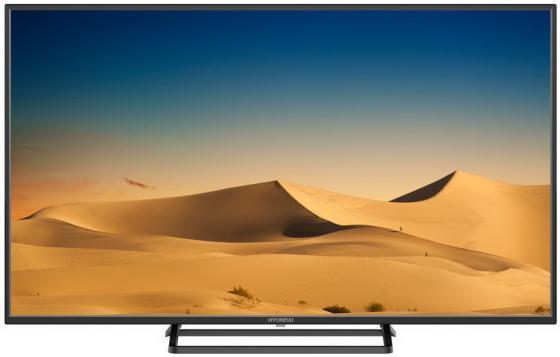 Фото - Телевизор LED Hyundai 43 H-LED43FT3001 черный/FULL HD/60Hz/DVB-T/DVB-T2/DVB-C/DVB-S/DVB-S2/USB (RUS) ресивер dvb c hyundai h dvb840 черный