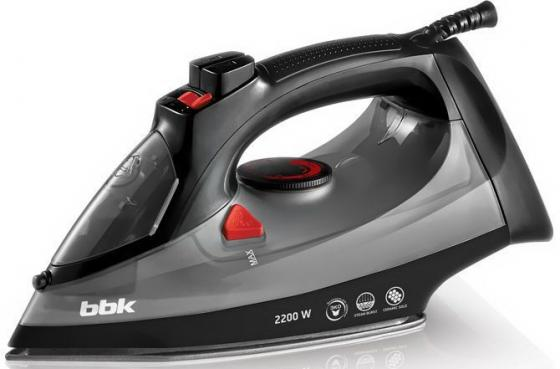 Утюг ISE-2202 BLACK/GREY BBK