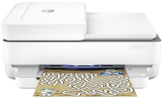 Фото - Струйное МФУ HP DeskJet Plus Ink Advantage 6475 5SD78C мфу hp deskjet plus ink advantage 6075 белый