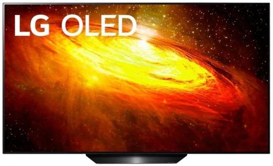 Фото - Телевизор LED 55 LG OLED55BXRLB черный 3840x2160 100 Гц Wi-Fi Smart TV RJ-45 Bluetooth телевизор led 65 samsung ue65ru7400ux черный 3840x2160 100 гц wi fi smart tv rj 45 bluetooth