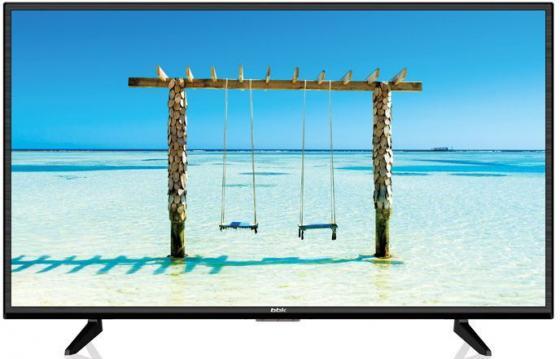 Фото - Телевизор 39 BBK 39LEX-7289/TS2C black (HD, Smart TV, DVB-T2/DVB-C) (39LEX-7289/TS2C) телевизор bbk 39lex 7289 ts2c 39 2020 на платформе яндекс тв черный