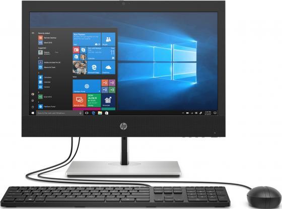 Моноблок 23.8 HP ProOne 440 G6 AIO 1920 x 1080 Intel Core i5-10500T 8Gb SSD 256 Gb Intel UHD Graphics 630 Windows 10 Professional черный 1C7D5EA моноблок hp proone 440 g6 aio nt 1c7d3ea