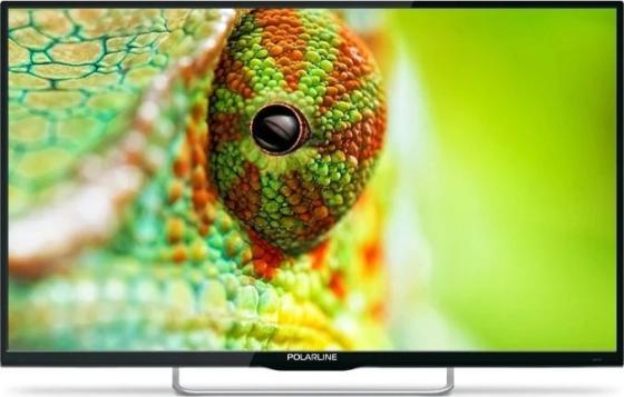 Фото - Телевизор 32 Polarline 32PL12TC черный 1366x768 60 Гц 2 х USB 3 х HDMI SCART VGA телевизор 24 jvc lt 24m485 черный 1366x768 60 гц usb