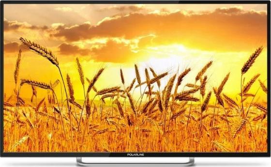 Фото - Телевизор 40 Polarline 40PL11TC-SM черный 1920x1080 50 Гц Wi-Fi Smart TV 2 х USB 3 х HDMI VGA RJ-45 CI+ телевизор led 40 tcl led40d3000 черный 1920x1080 60 гц usb 2 х hdmi
