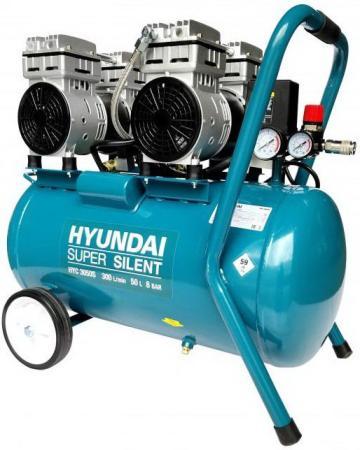 Фото - Компрессор Hyundai HYC 3050S 2,0кВт компрессор безмасляный hyundai hyc 3050s 50 л 2 квт