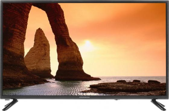 Фото - Телевизор LED Erisson 32 32LX9100T2 черный/HD READY/50Hz/DVB-T/DVB-T2/DVB-C/DVB-S2/USB/WiFi/Smart TV (RUS) телевизор led bbk 39 39lex 7168 ts2c черный hd ready 50hz dvb t2 dvb c dvb s2 usb wifi smart tv rus