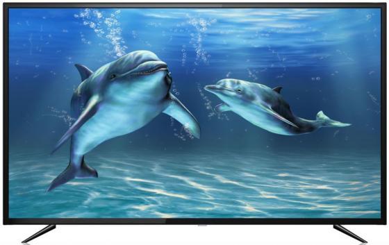 Фото - Телевизор LED Erisson 50 50FLM8010T2 черный/FULL HD/50Hz/DVB-T/DVB-T2/DVB-C/USB (RUS) телевизор erisson 43flm8000t2 43 full hd