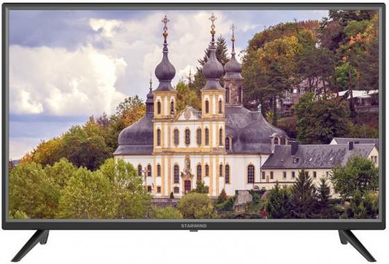 Фото - Телевизор LED 32 StarWind SW-LED32SA303 черный 1366x768 60 Гц Wi-Fi Smart TV 3 х HDMI 2 х USB RJ-45 starwind sw led32sa303 32 черный