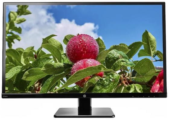 Фото - Монитор 27 HP 27wm черный IPS 1920x1080 250 cd/m^2 7 ms DVI HDMI VGA Аудио V9D84AA монитор 23 8 philips 243v7qdab 00 01 черный ips 1920x1080 250 cd m^2 5 ms dvi hdmi vga аудио