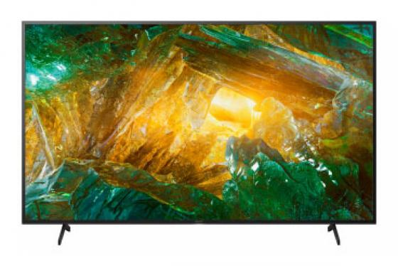 Фото - Телевизор LED Sony 49 KD49XH8005BR BRAVIA черный/Ultra HD/50Hz/DVB-T/DVB-T2/DVB-C/DVB-S/DVB-S2/USB/WiFi/Smart TV телевизор sony kdl32re303br 31 5 hd ready