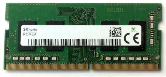 Оперативная память для ноутбука 8Gb (1x8Gb) PC4-19200 2400MHz DDR4 SO-DIMM CL17 Hynix HMA81GS6CJR8N-UHN0