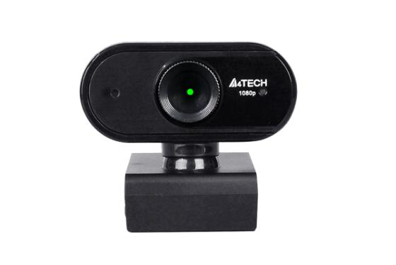 Фото - Камера Web A4 PK-925H черный 2Mpix (1920x1080) USB2.0 с микрофоном web камера a4tech pk 810g черный