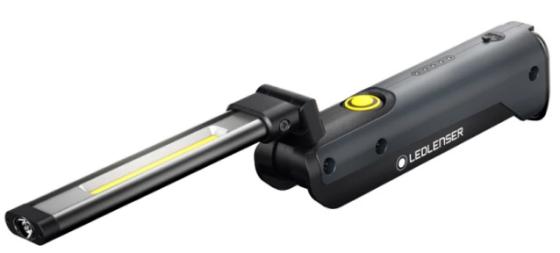 Фото - Фонарь универсальный Led Lenser IW5R Flex черный лам.:светодиод. 18650 (502006) фонарь светодиодный led lenser iw5r flex 600 лм