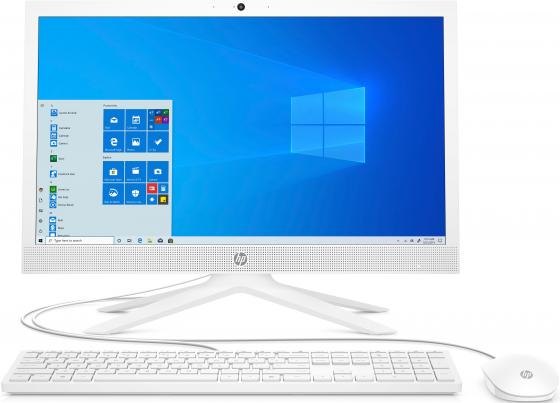 Фото - Моноблок 20.7 HP 21-b0019ur 1920 x 1080 Intel Core i5-1035G1 8Gb 256 Gb Intel UHD Graphics Windows 10 Home белый 2S7N4EA 2S7N4EA моноблок 21 5 hp 200 g4 1920 x 1080 intel core i5 10210u 8gb 256 gb intel hd graphics dos серый 2z363ea 2z363ea
