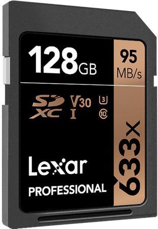 Фото - LEXAR 128GB Professional 633x SDXC UHS-I cards, up to 95MB/s read 45MB/s write C10 V30 U3, Global lexar 512gb high performance 633x microsdxc uhs i up to 100mb s read 70mb s write c10 a2 v30 u3 global