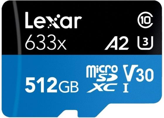Фото - LEXAR 512GB High-Performance 633x microSDXC UHS-I, up to 100MB/s read 70MB/s write C10 A2 V30 U3, Global coleman cindy the designer s guide to doing research applying knowledge to inform design