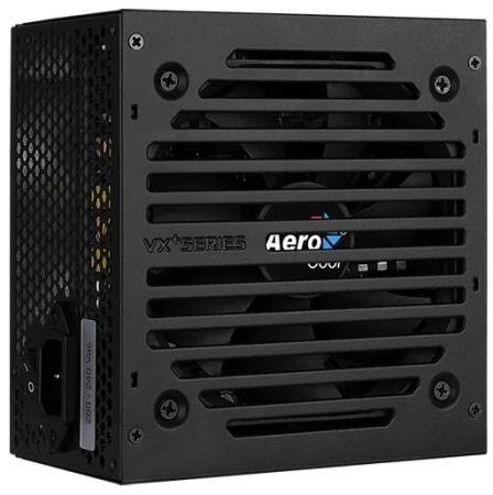 Фото - Блок питания ATX 400 Вт Aerocool VX Plus 400 блок питания atx 400 вт aerocool vx plus 400