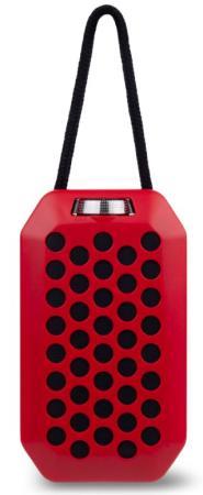 Фото - Портативная акустика Rombica MySound Pulse. Цвет: красный. портативная акустика rombica mysound capella цвет зеленый