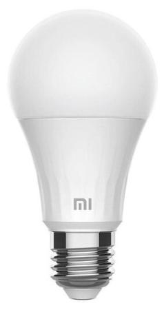 Умная лампочка XIAOMI Mi LED Smart Bulb (белый и мультисвет, E27) MJDP02YL лампочка xiaomi mi smart led bulb warm white gpx4026gl