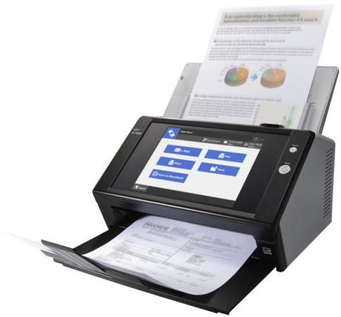 Сканер Fujitsu N7100E