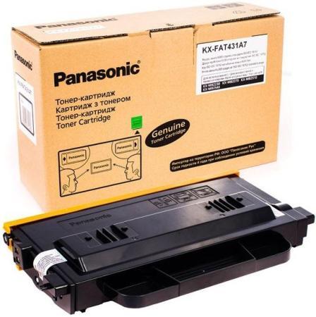 Фото - Тонер к-ж Panasonic KX-FA431А KX-MB2230/2270/2510 оригинал 6К тонер картридж easyprint lp 431 для panasonic kx mb2230 2270 2510 2540 2571 6000 стр