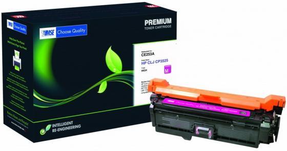 Фото - Картридж лазерный MSE CE253A 3525M-XL-MSE пурпурный (11000стр.) для HP CLJ CP3525/ CM3530 картридж hp ce253a пурпурный для color laserjet cm3530 cp3525 7000стр