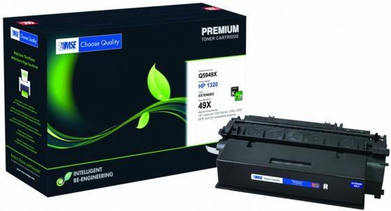 Фото - Картридж лазерный MSE Q5949X 49X-XL-MSE черный (6000стр.) для HP LJ 1320/3390/3392 картридж hp q7551a hp lj p3005 m3035mfp m3027 6000стр