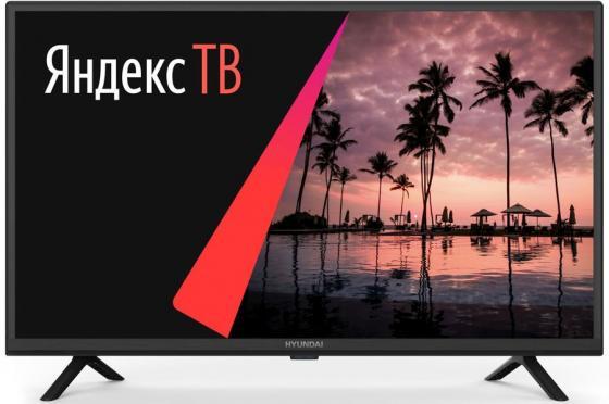 Фото - Телевизор LED 32 Hyundai H-LED32FS5001 черный 1366x768 60 Гц Wi-Fi Smart TV 2 х HDMI USB RJ-45 CI+ hyundai h led32fs5001 32 черный