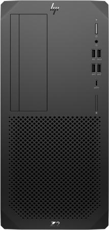 ПК HP Z2 G5 TWR Core i9 10900 (2.8)/16Gb/SSD512Gb/UHDG 630/DVDRW/Windows 10 High End Professional 64/GbitEth/700W/клавиатура/мышь/черный
