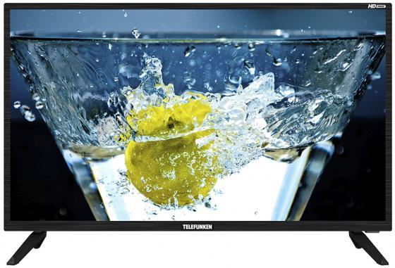 Фото - Телевизор LED Telefunken 31.5 TF-LED32S03T2 черный/HD READY/50Hz/DVB-T/DVB-T2/DVB-C/USB (RUS) телевизор led telefunken 32 tf led32s83t2s черный hd ready 50hz dvb t dvb t2 dvb c usb wifi smart tv rus