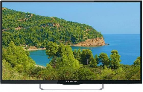 Фото - Телевизор LED 32 Polarline 32PL14TC-SM черный 1366x768 50 Гц Wi-Fi Smart TV 3 х HDMI 2 х USB RJ-45 CI+ телевизор 32 jvc lt 32m350 черный 1366x768 60 гц 2 х hdmi vga usb