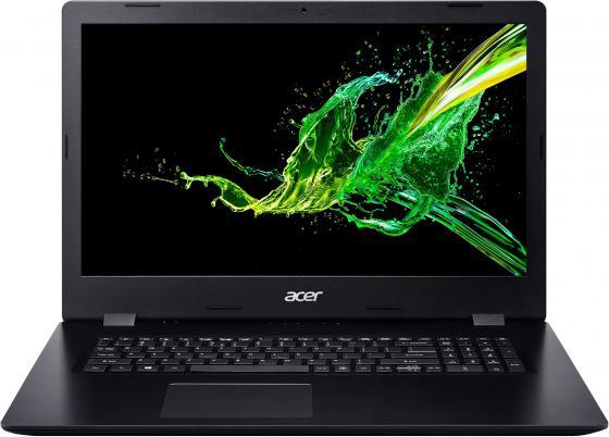 Ноутбук Acer Aspire 3 A317-32-C3M5 17.3 1600x900 Intel Celeron-N4020 SSD 256 Gb 4Gb Intel UHD Graphics 600 черный Без ОС NX.HF2ER.00A ноутбук acer aspire 3 a317 52 599q intel core i5 1035g1 1000mhz 17 3 1920x1080 8gb 256gb ssd intel uhd graphics без ос nx hzwer 007 черный